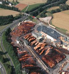 Erweiterung Sägewerk Steyrermühl