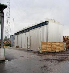 Holztrocknungsanlage Steyrermühl