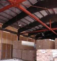 Holzlagerhalle Steyrermühl