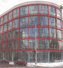Bürozentrum Honauerstraße Linz