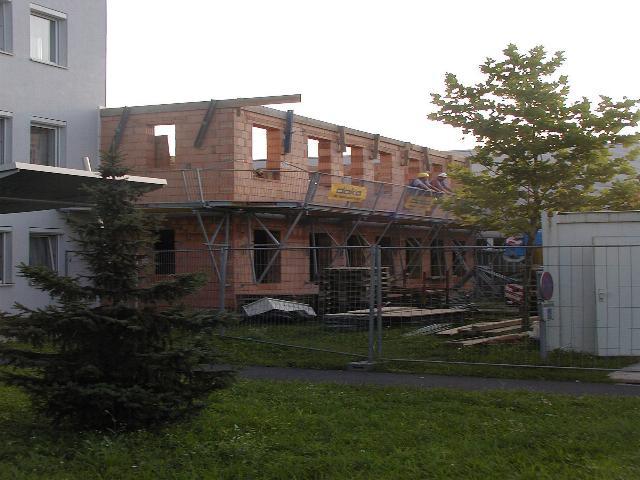 Büroerweiterung Stahlstraße Linz