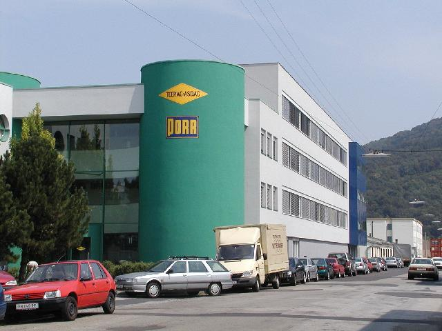 Bürogebäude Pummererstraße Linz