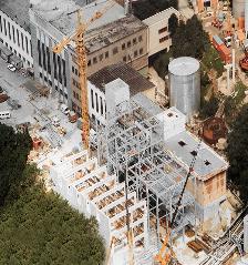 Gasturbinenkraftwerk Steyrermühl