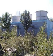 Kühltürme HKW Süd Linz