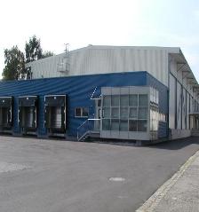 Tiefkühllager Hafen Linz