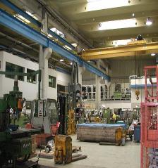 Zentralwerkstätte Steyrermühl
