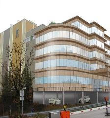 Zentrales Verwaltungsgebäude Steyrermühl