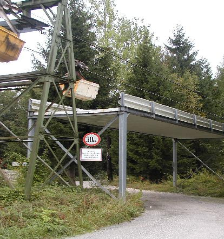 Schutzbrücke Rindbach