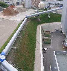 WAV II - Förderband GASA-MVA