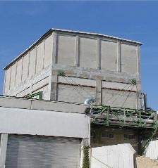 Fassadensanierung Hackerei und Schleifereigebäude Steyrermühl