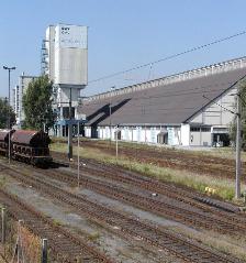 Sanierung Düngemittellager Linz