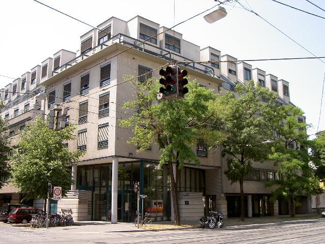 Dresdnerstraße Wien XX. Bezirk